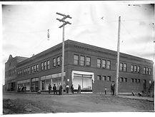 Potlatch, Idaho, Mercantile