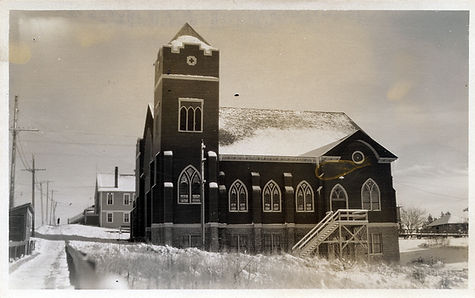 Potlatch Church
