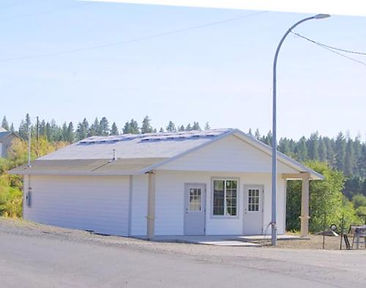 Potlatch Food Pantry Building