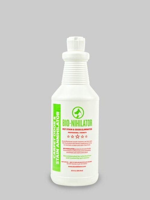Pallet of Odor and Stain Eliminator - Carpet and Rugs