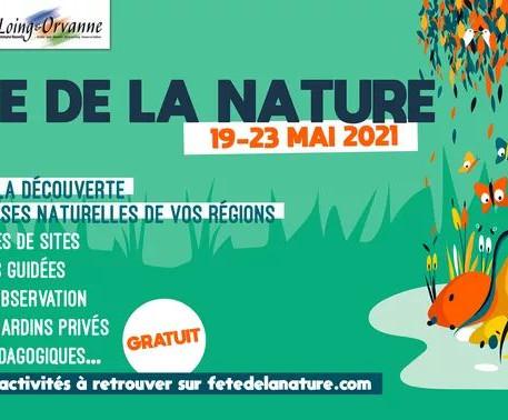 Fête de la nature à moret sur loing(week end du 22 et 23 mai)