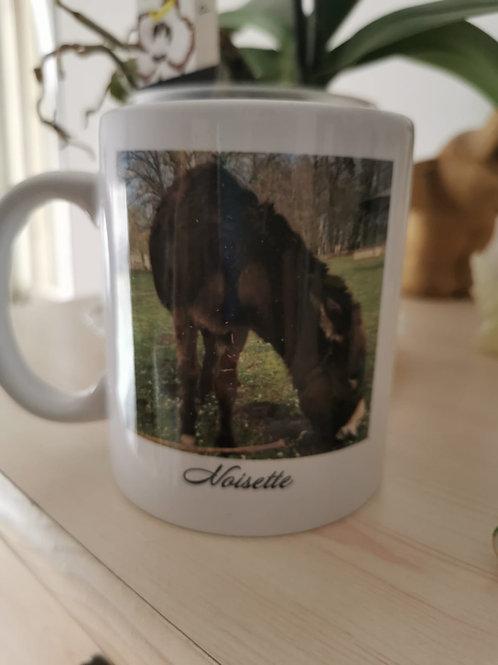 Mug noisette