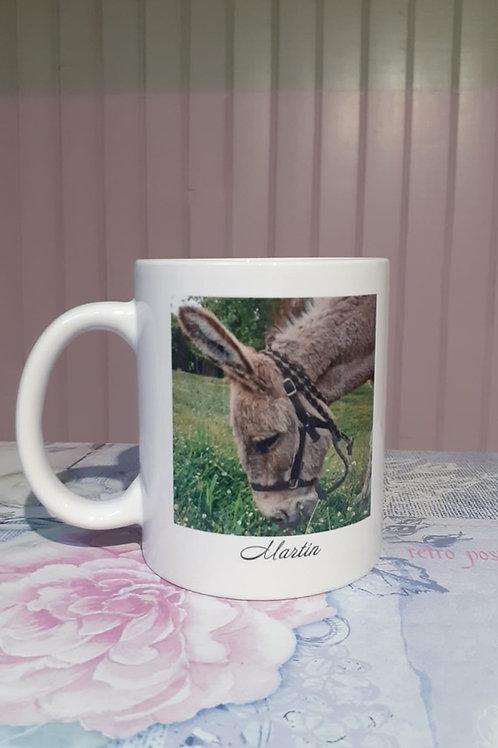 Nouveau mug martin