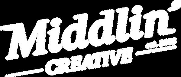 Middlin Creative logo