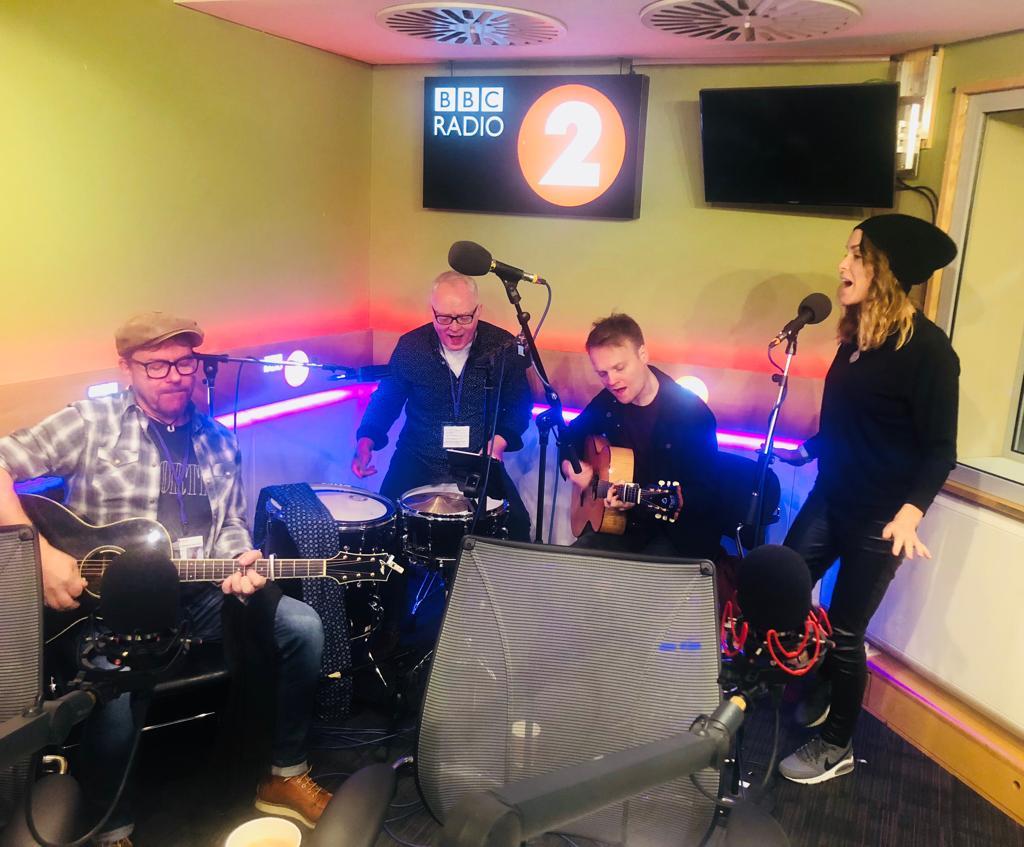 BBC Radio 2 Boyzone Dan Healy