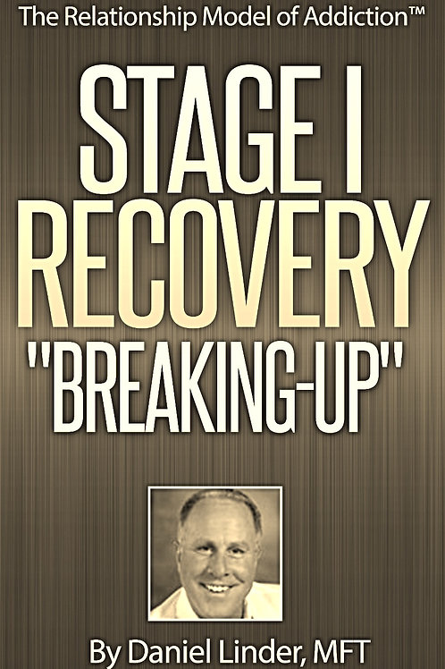 "Stage I Recovery ""Breaking Up"""