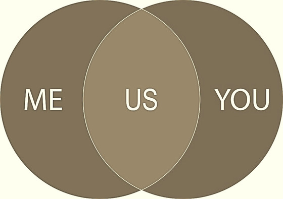 Me, You, Us - Entering the Sacred Space of Co-creation
