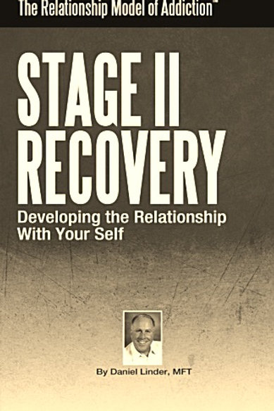 Stage II Recovery Develping a Relationship with Your Self