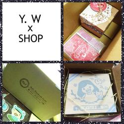 2014.12.11 - From 雅文 & Y.W手舖*