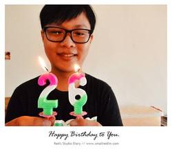 2015.06.24 // Happy 26's Birthday*