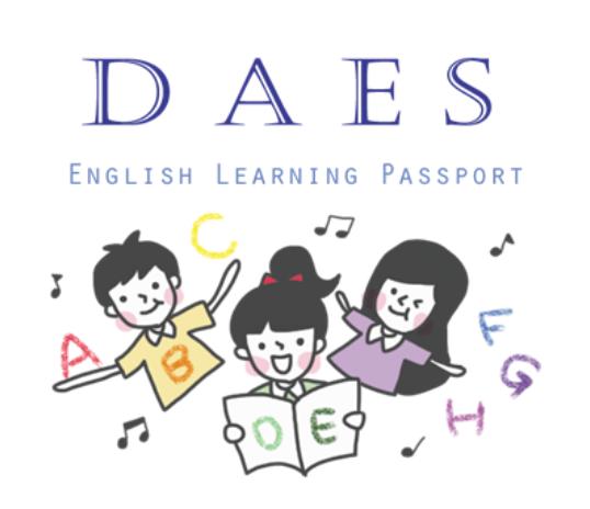 ☛ 插畫設計|英文學習護照封面