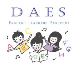 ☛ 插畫設計 英文學習護照封面