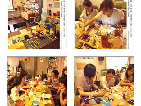 側拍 |20150628 櫻花明信片 - 台中場