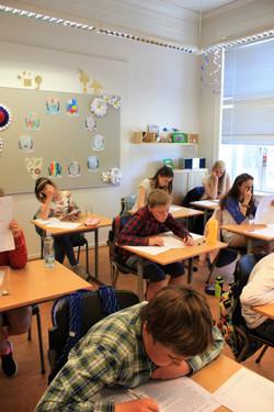 Тест на знание русского языка В2
