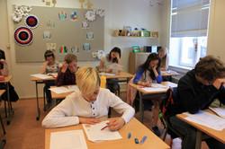 Тестирование на знание русского язык