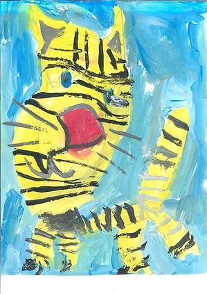 Филип Нэсс. 5 лет.