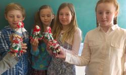 Славянская кукла - оберег.