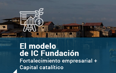 El modelo de IC Fundación