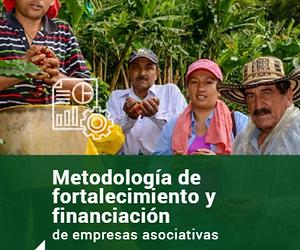 Metodología de fortalecimiento y Financiación