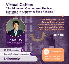Café virtual con Kevin Tan