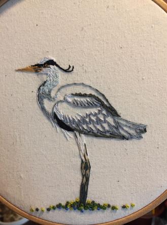 Herry the Heron