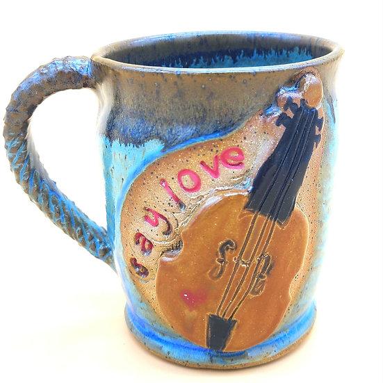 """""""Bob"""" Bass Mug"""