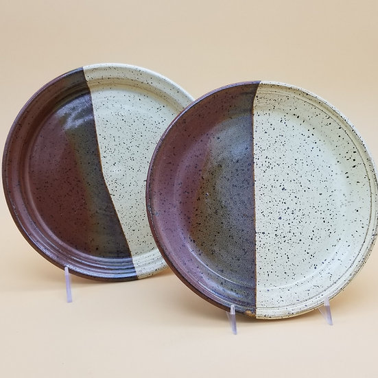 K Ruff Dinner Plates