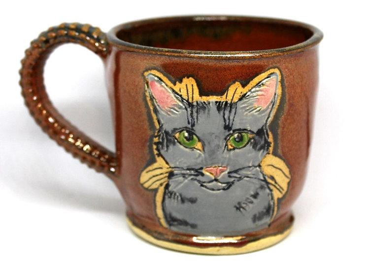 Puuuurfect Feline Mug