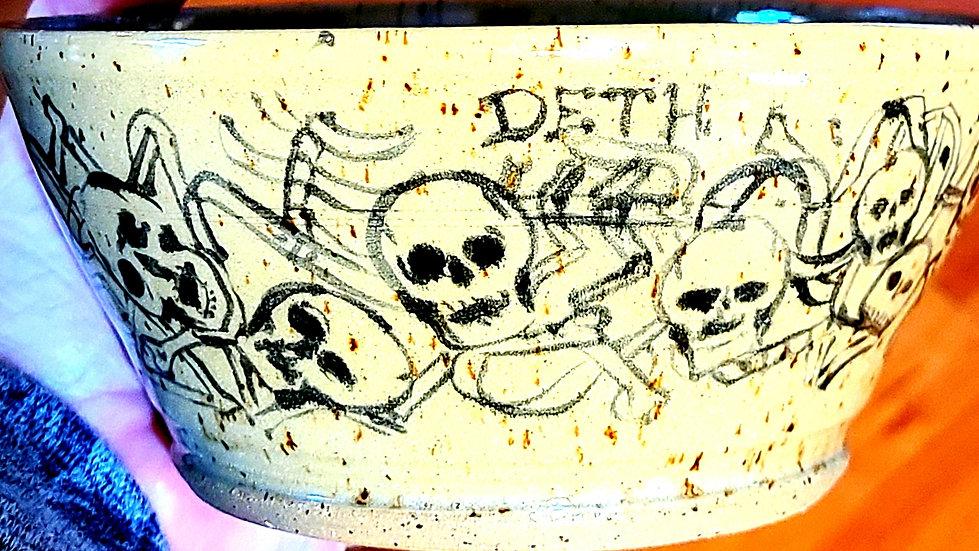 Avett Inspired Deth Bowl
