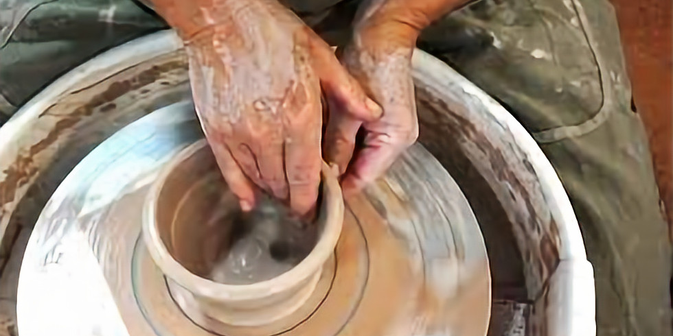 Fall Adult Pottery Classes