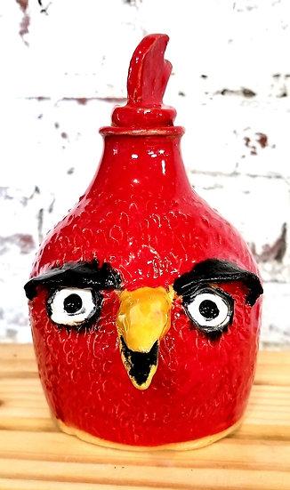 K Ruff Angry Bird Jug
