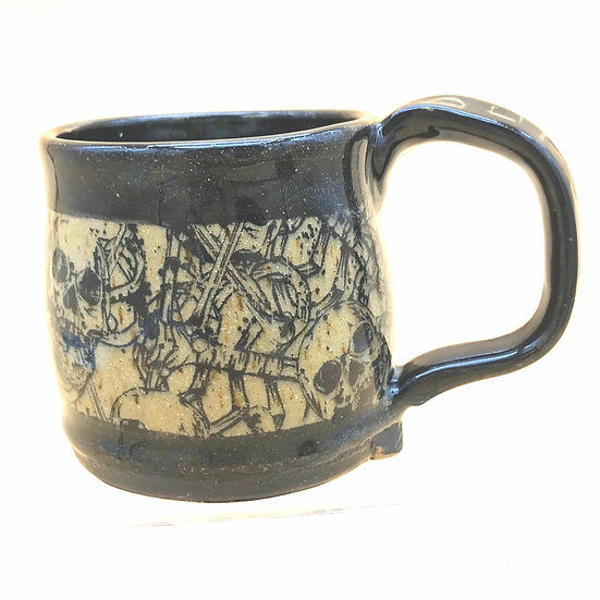 """""""Deth"""" Avett Inspired Mug"""
