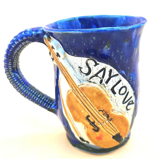 "Cello ""Joe"" Mug"