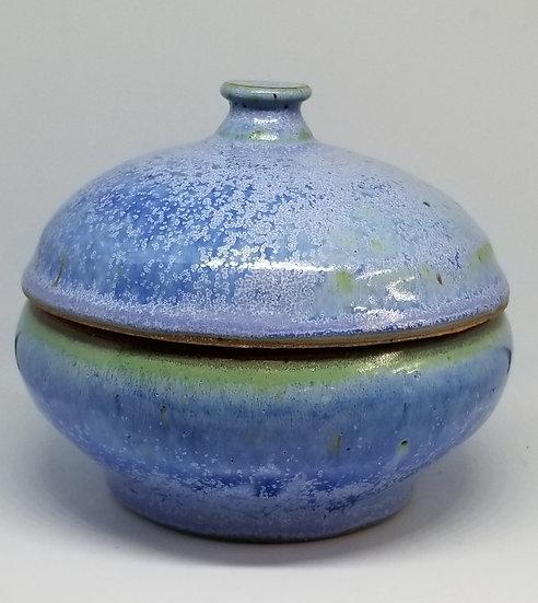 Bob Taft Lidded Bowl
