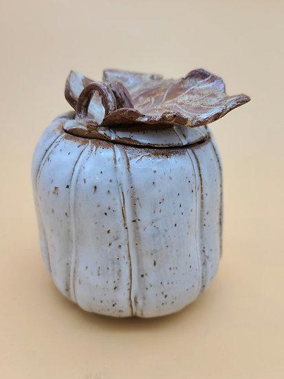 Small Pumpkin Jar