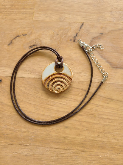 SO'Neal Swirl Necklace