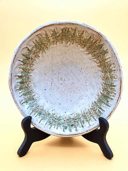 P Bowers Pines Serving Bowl