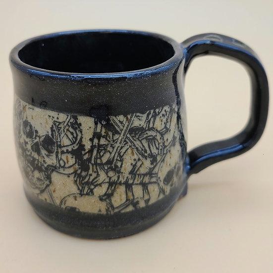 Avett Inspired Deth Mugs