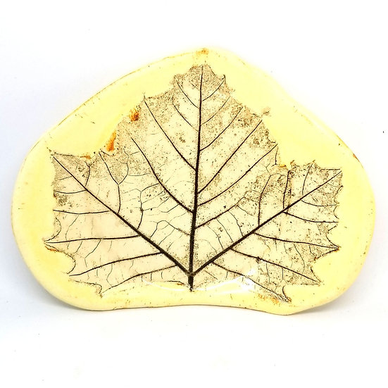 Small Leaf Plate