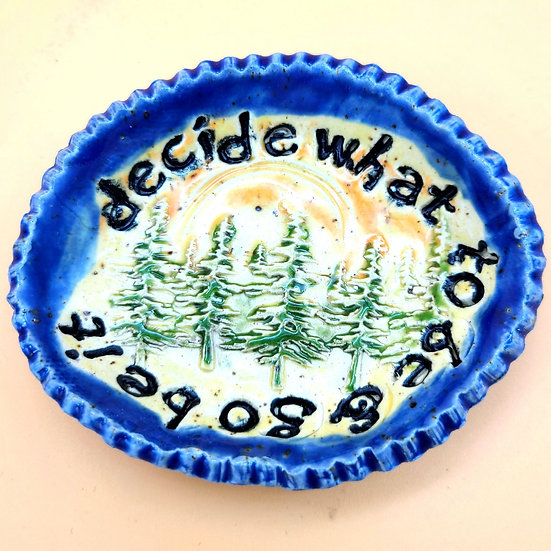 Small Avett Jewelry Dish