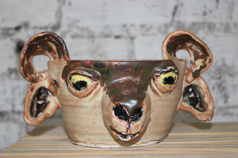 Goatie Yarn Bowl