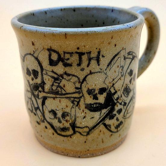 Avett Deth Mug