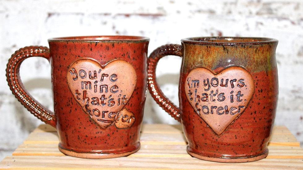Valentine Mug Set