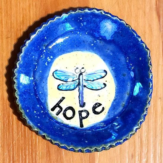 Hope Jewelry Dish