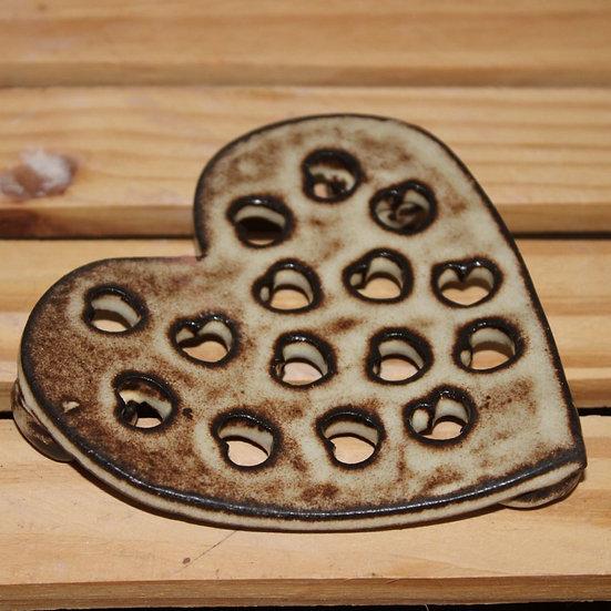 Heart Soap Dish