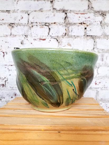 Large Swirl Bowl