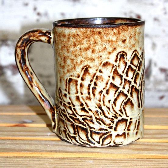 Large Lace Mug