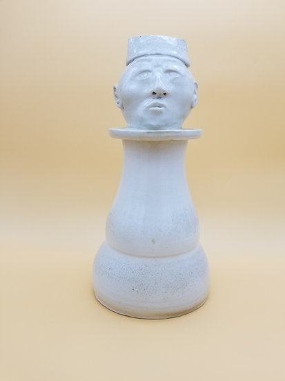 B Taft Large King Chess Piece