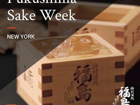 Fukushima Sake Week
