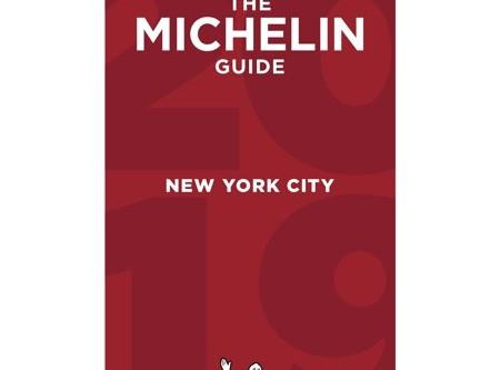 2020 New York Guide Michelin